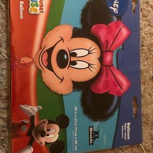 XL Minnie Mouse Balloon